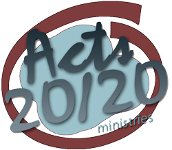 Acts 20/20